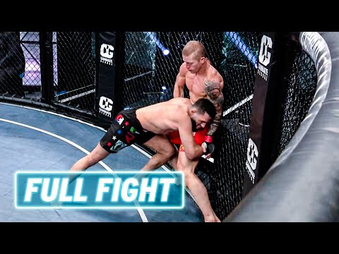 Lo Mejor Del Combate: Jomal Rodríguez vs. Sergio Sosa | MMA COMBATE GLOBAL