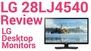 LG 28LJ4540 28-inch LED LCD TV Review