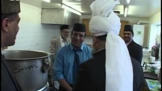 UK Tour 2004 by Hadhrat Mirza Masroor Ahmad (World Peace Leader and Khalifa of Islam)