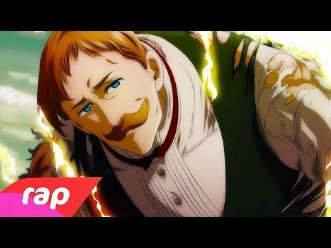 Rap do Escanor (Nanatsu no Taizai) - ORGULHOSO COMO UM LEÃO | NERD HITS
