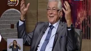 """محمود قابيل لم اتزوج ميرفت امين وكنت بحبها """"واحد من الناس"""""""