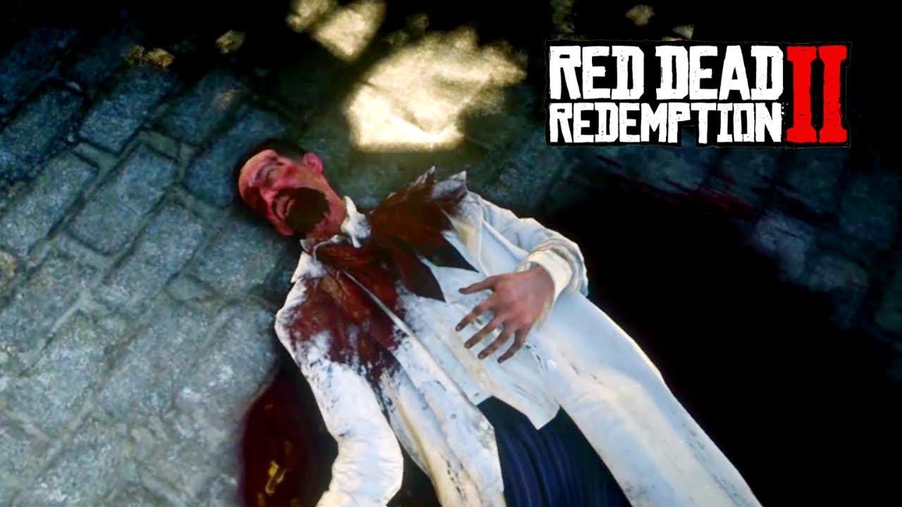 Red Dead Redemption 2 - Inteligencia artificial, el destino de Marko Dragic