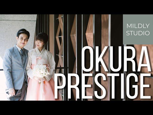 Wedding Cinematography @ The Okura Prestige Bangkok วีดีโอพิธีหมั้น ณโรงแรมโอกุระ เพรสทีจ กรุงเทพ