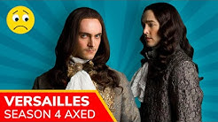 Versailles Season 4 is cancelled, Alexander Vlahos confirms. All 3 seasons are available on Netflix