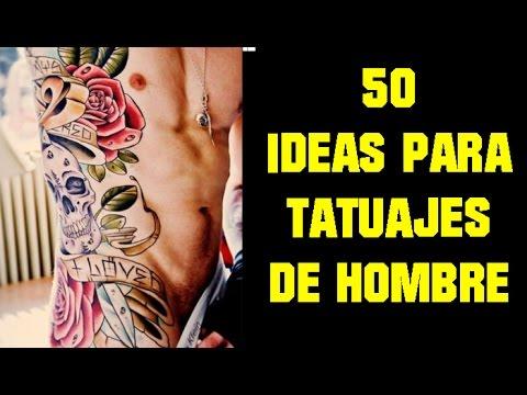 50 Excelentes Ideas De Tatuajes Para Hombres
