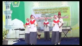 """Musik Nusantara   X 5 Kelompok 2 """"Ayo Mama dari Maluku """""""