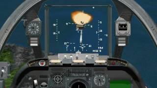 Sierra's Silent Thunder: A-10 Tank Killer II - Gameplay - Columbia - Mission 6: Urban Renewal