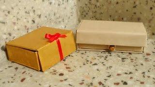 How To Make A Vintage Cardboard Box - Diy Crafts Tutorial - Guidecentral