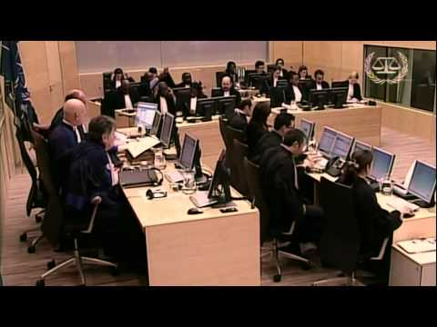 Film Follows First Trials of International Criminal Court's