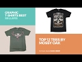 Top 12 Tees By Mossy Oak // Graphic T-Shirts Best Sellers