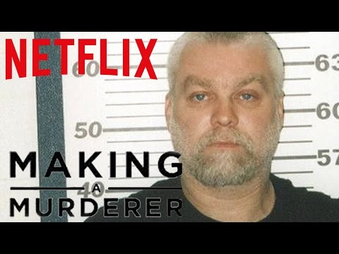 YOU HAVE TO WATCH THIS - MAKING A MURDERER