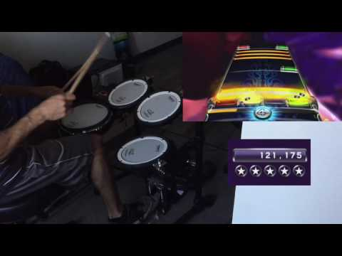 Purified by Of Mice And Men Rockband 3 Expert Drums Sightread FC 100%