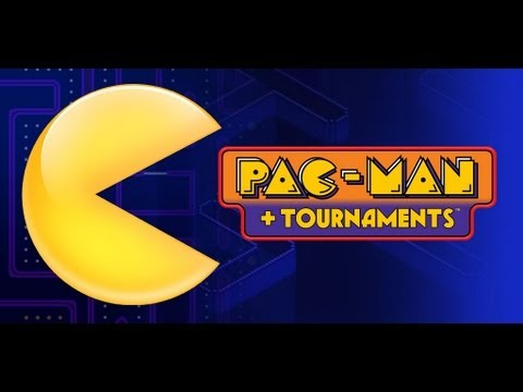 PAC-MAN +Tournaments - Available Now On Google Play !