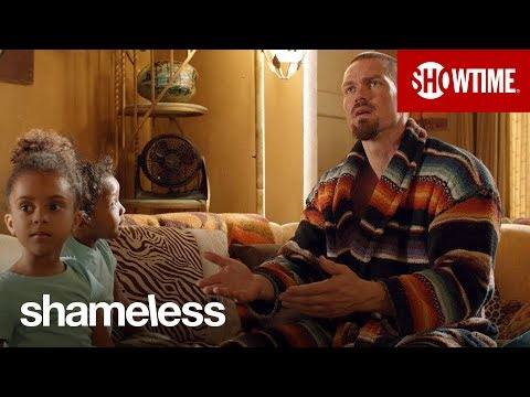 'You Duct Taped Him?' Ep. 10 Official Clip | Shameless | Season 9