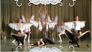 """Ideal Dance Family"" (г.Киев), Танец ""Душа"""