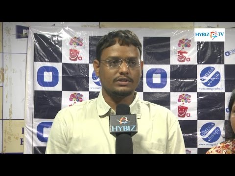 Prashanth - Omega Job Fair 2016 Hyderabad | hybiz