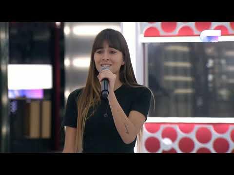 """ISSUES"" - Aitana - Segundo pase de micros Gala 3 | OT 2017"