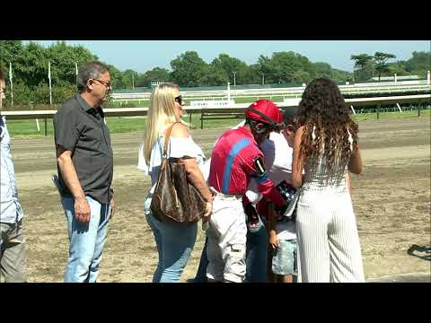 video thumbnail for MONMOUTH PARK 7-4-19 RACE 6