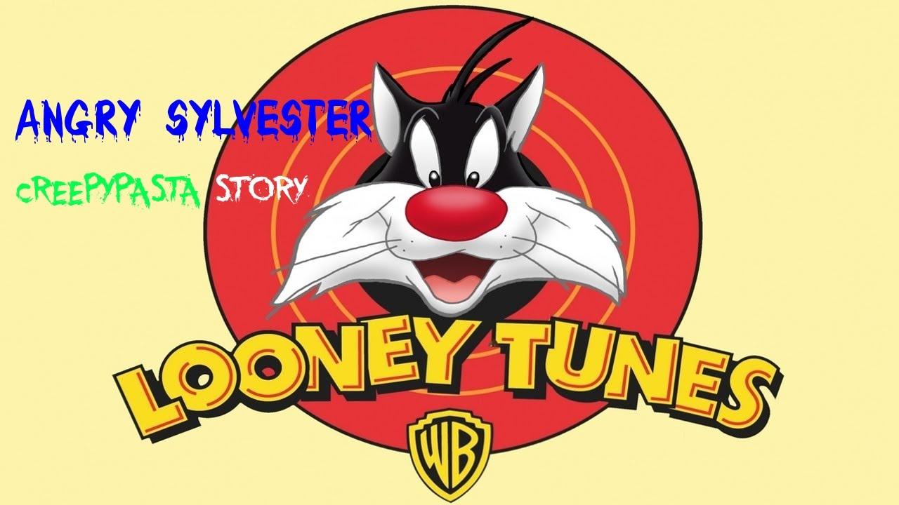 Cartoon Creepypasta - Looney Tunes - Angry Sylvester - YouTube
