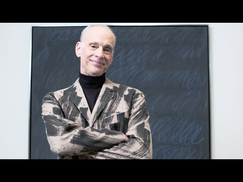 Legendary Filmmaker John Waters On the Audacity of Cy Twombly