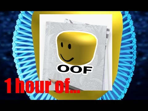 1 Hour Of The Roblox Death Sound Youtube