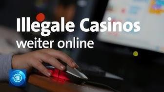 Verboten: Illegale Online-Casinos machen trotzdem weiter