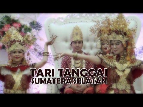 DANCE OF TANGGAI SUMATERA SELATAN   By Sanggar Bening Palembang