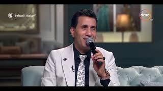 صاحبة السعادة - أحمد شيبه يبدع في غناء