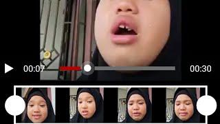 Download Video Lucu, Cewek ABG Berkerudung (jilbab hitam) Nyanyi Yang Kurasa Sekarang Kau Masih Memikirkan Tentang MP3 3GP MP4