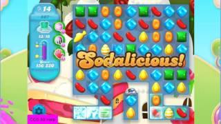 Candy Crush Soda Saga Level 807 NO BOOSTERS