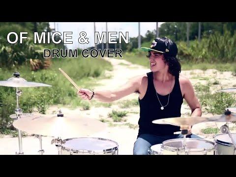 Ricky - OF MICE & MEN - Still YDG'n (Drum Cover)