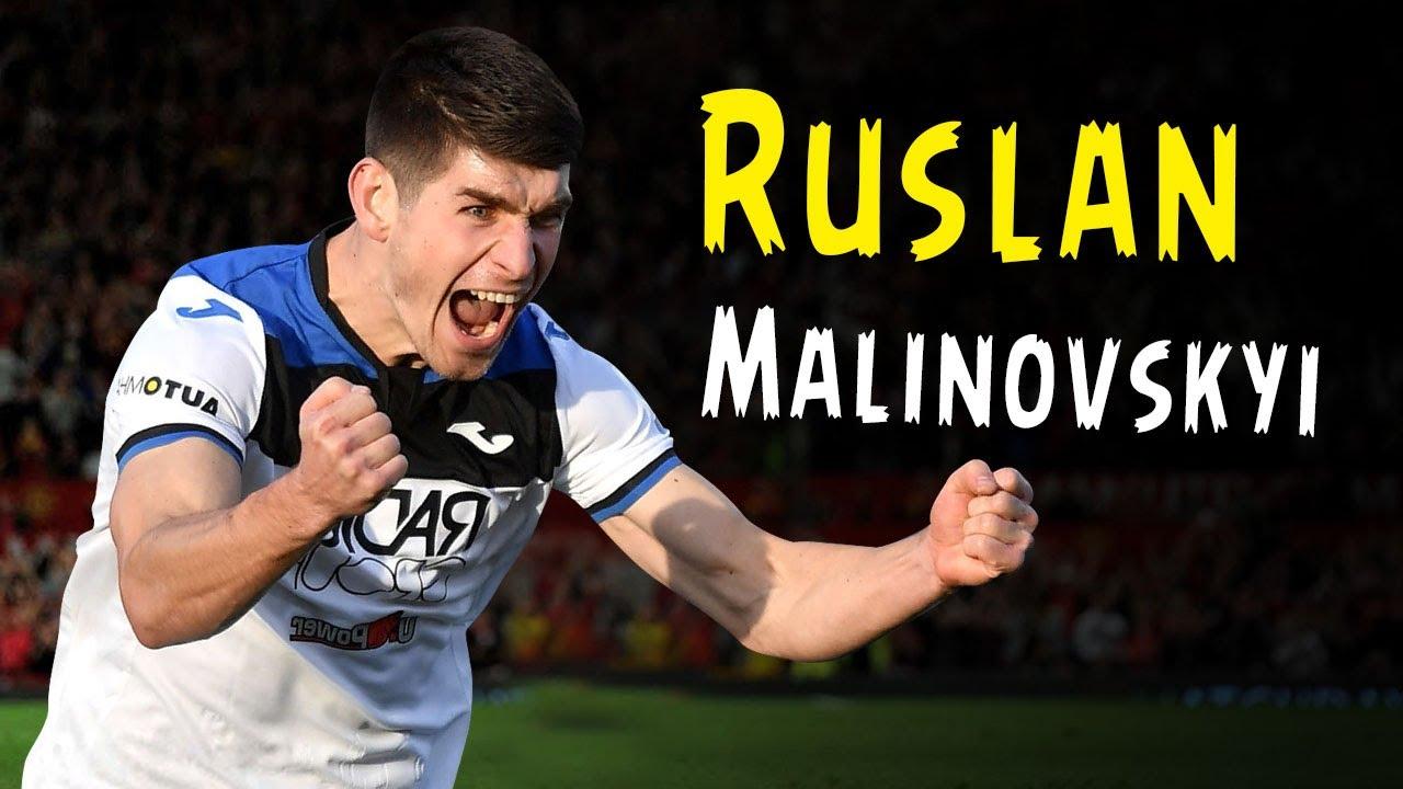 Ruslan Malinovskyi Fantastic Dribbles Genius Skills Goals Atalanta 2020 Youtube