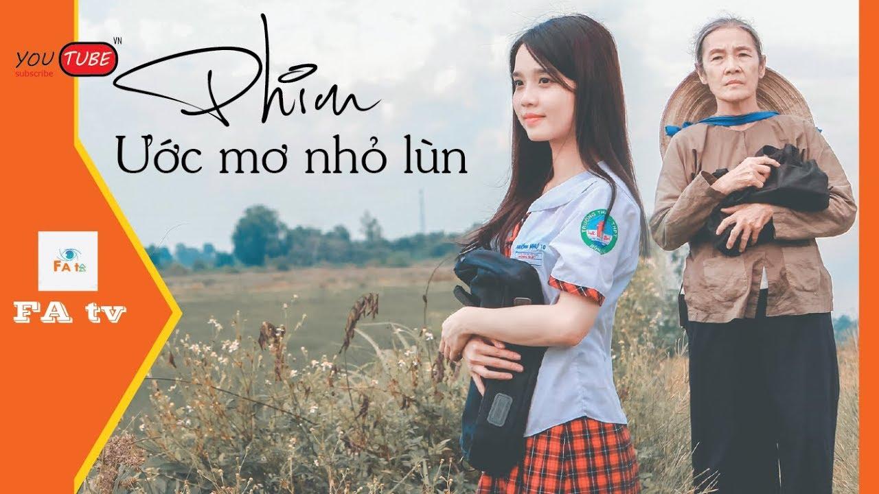 Phim Ngắn Cảm Động 20/10 Mới Nhất 2017| Ước Mơ Nhỏ Lùn |FA tv Official Lương Ái Vi