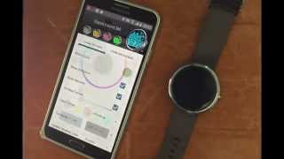 Hybrid 360 Digital Watch Face