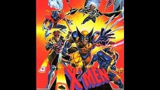 X-Men Прохождение (Sega Rus)