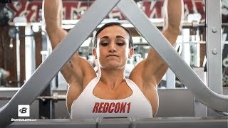 Build a Stronger Back | IFBB Fitness Pro Darrian Borello