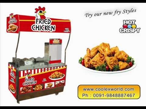 Chicken Fried And Chicken Recipes To Prepare Fried Chicken.wmv