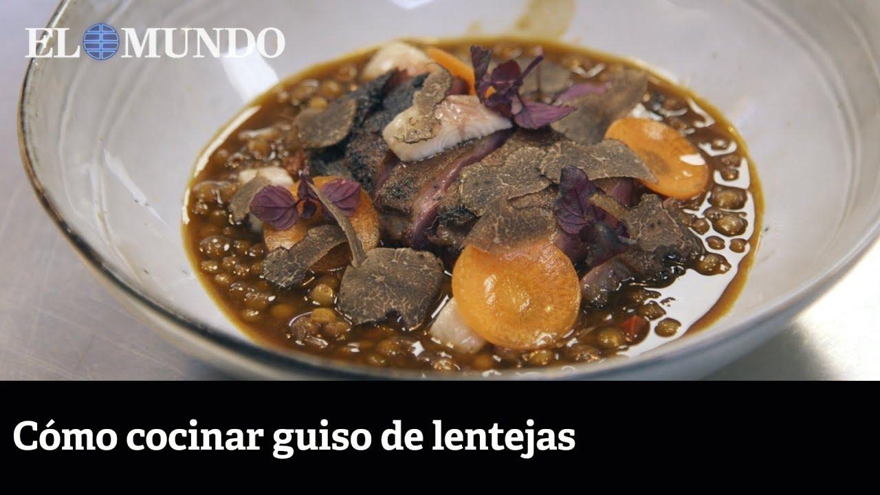 Cocinar Lentejas.Cómo Cocinar Las Lentejas Más Sabrosas Gastro