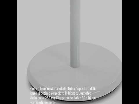 Appendiabiti Da Terra Bianco.Sconto 50 Versa 18790500 Appendiabiti Da Terra Bianco