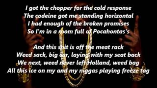 2 Chainz - YUCK ft. Lil Wayne (Lyrics)