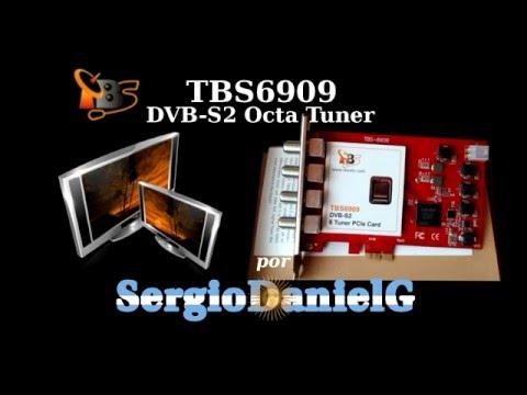 TBS6909 en tvheadend