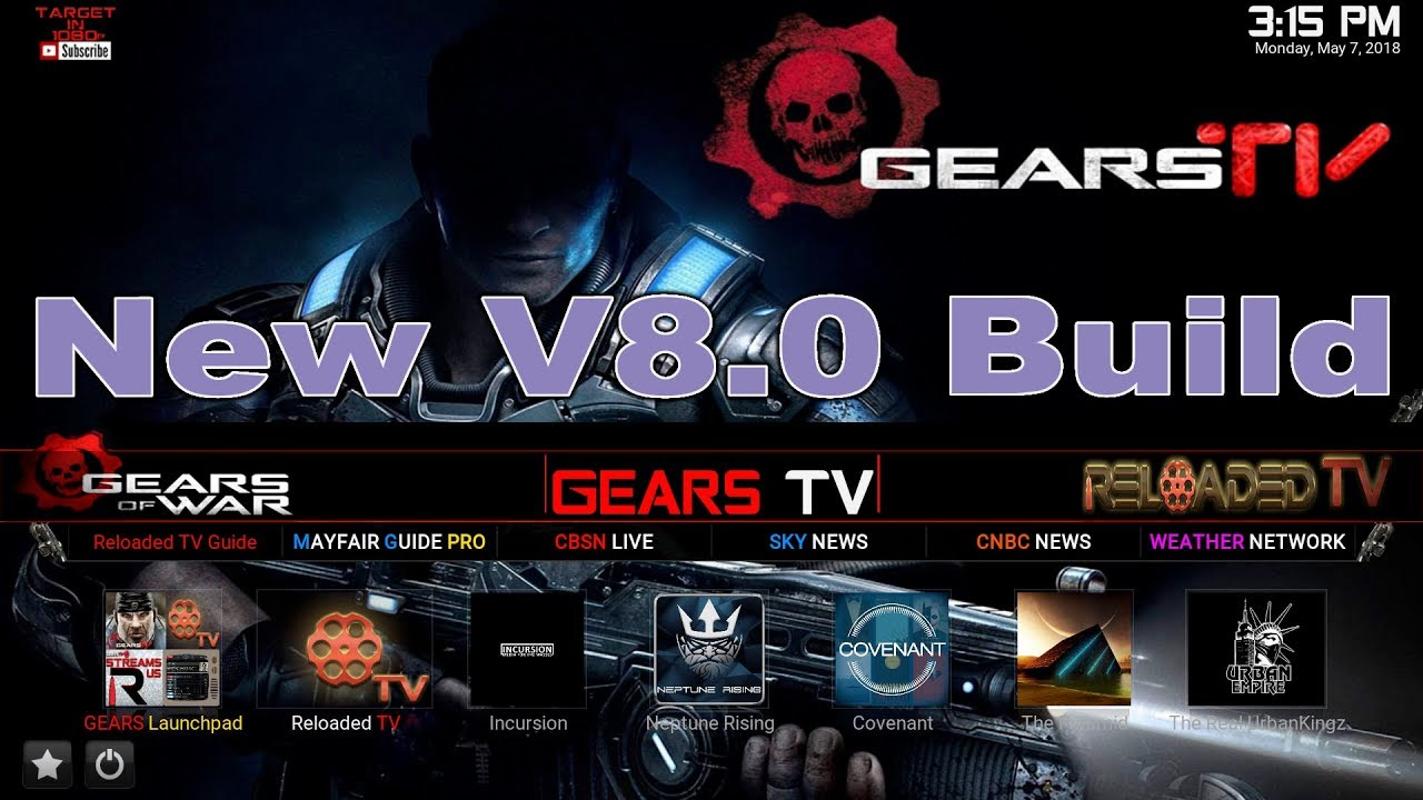 Gears of War Build v8 0 is out  How to install and what is new
