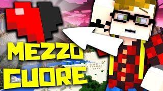 MINECRAFT - HARDCORE : COME SOPRAVVIVERE CON MEZZO CUORE!! #1