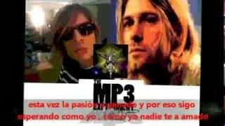 KURT COBAIN Y ALEX LORA MP3 - como yo nadie te a amado