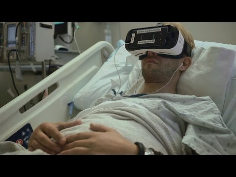 Why Virtual Reality Could Help Treat Alzheimer's and Chronic Pain