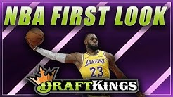 DRAFTKINGS NBA LINEUP TIPS & PICKS: WEDNESDAY 2/27/19 NBA DFS