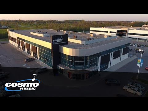 Welcome to Cosmo Music - North America's Largest Musical Instrument Superstore