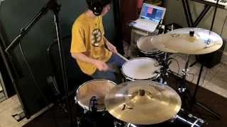 Final song of five! go check out the other covers in this series calm songs :)my facebook: https://www.facebook.com/eliruben123drummermy twitter: htt...