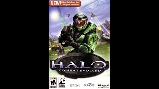 Halo Combat Evolved Sidewinder Online Gameplay CTF HD 11/4/09 PC