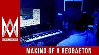 Jakob MX Haciendo Pista de Reggaeton